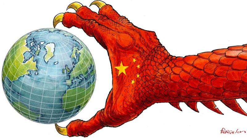 Image result for Đại nạn Trung Hoa: Nanh vuốt Trung Cộng