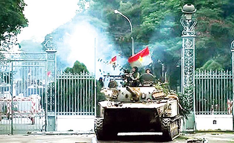 Sài Gòn những ngày cuối tháng 4/1975 | Đàn Chim Việt Online - Thông tin -  Chính trị - Nghị luận